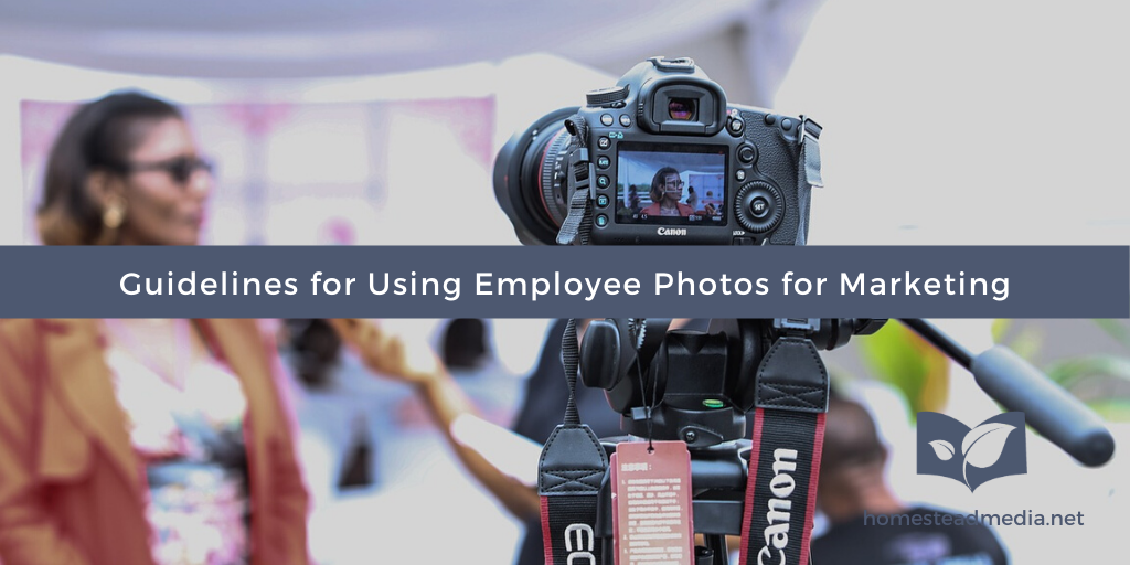 Guidelines for using employee photos